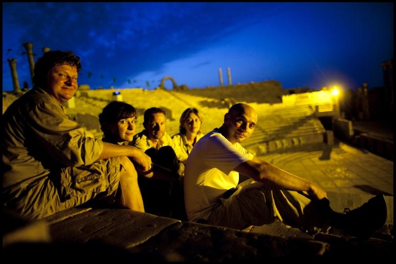 Libye, Leptis Magna